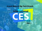 "CES 2016 DAY 2: Now you can ""TRACK"" your smartphone and carry you TV around!"