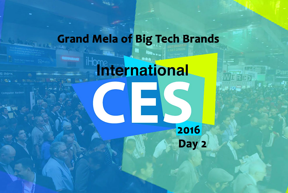 CES 2016 DAY 2