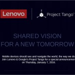 Google – Lenovo Team-up for a 'Tango'!