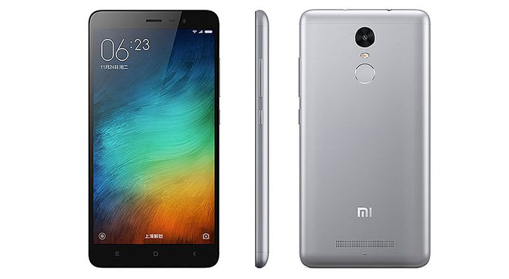 redmi note 3 features
