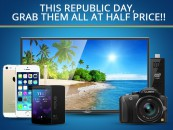 THIS REPUBLIC DAY, EXERCISE YOUR FREEDOM TO HEAVY DISCOUNTS!
