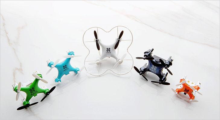smallest drone camera