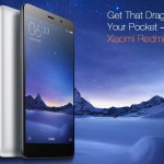 Xiaomi Redmi Note 3 'Snap's a new 'Dragon' Chipset – Will arrive in India soon