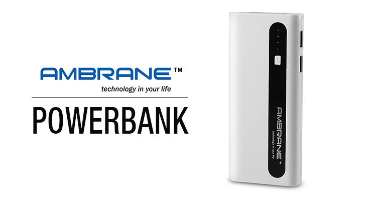Ambrane Powerbank