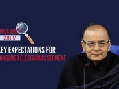 Union Budget 2016-17 – Key Expectations for Consumer Electronics Segment and technology