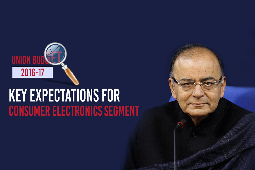 budget expectations for electronics
