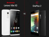 Which smartphone is best for you, Lenovo Vibe X3 or Oneplus 2?