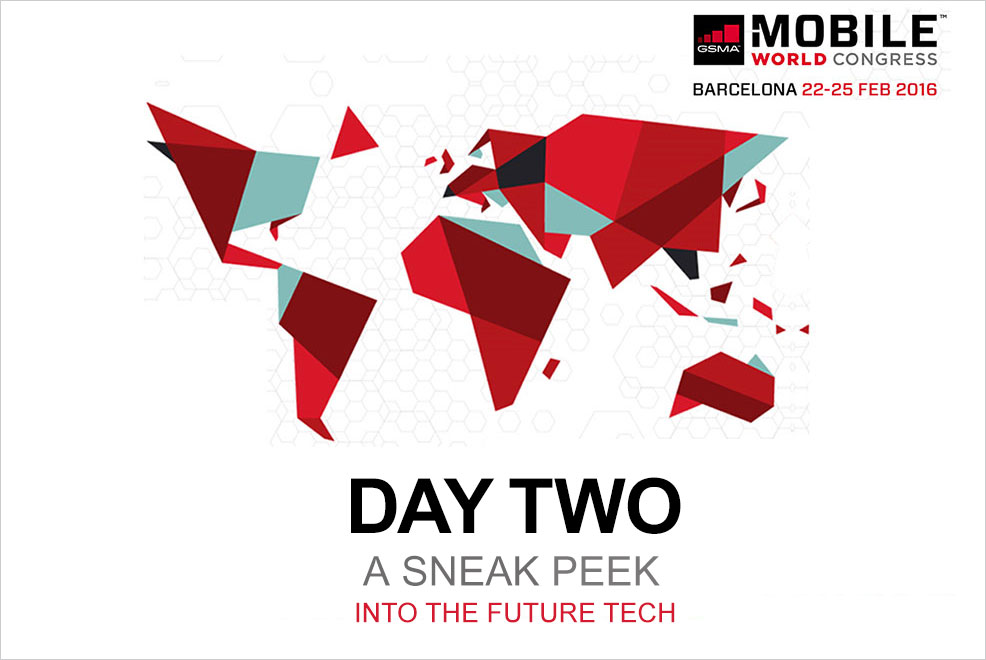 MWC 2016 Day 2