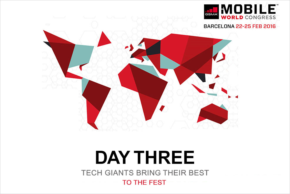 MWC 2016 event Day 3