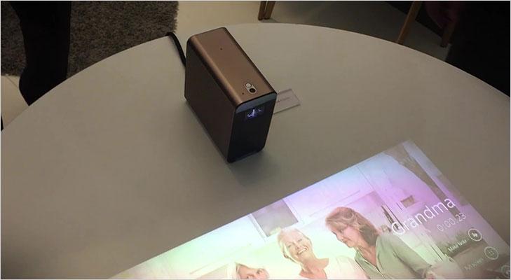 xperia projector mwc