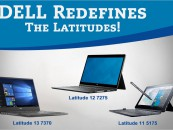 Dell steals the spotlight with its brand new 'Latitude' line-up