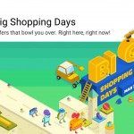 Flipkart Big Shopping Days Sale is here – Go Grab the Best Deals