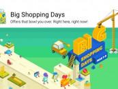 Flipkart Big Shopping Days Sale is here – Go Grab the Best Deals