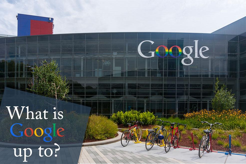 google secret projects
