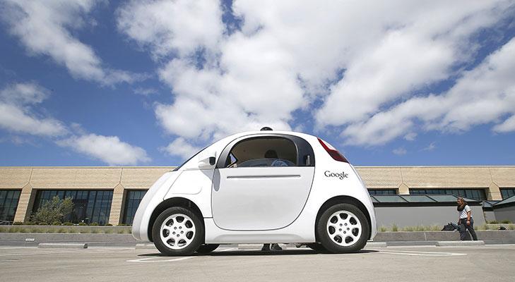 google self driving cars
