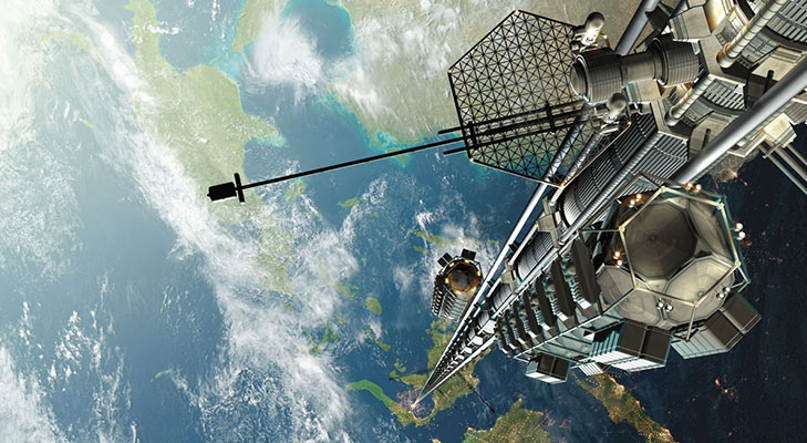 google space elevator