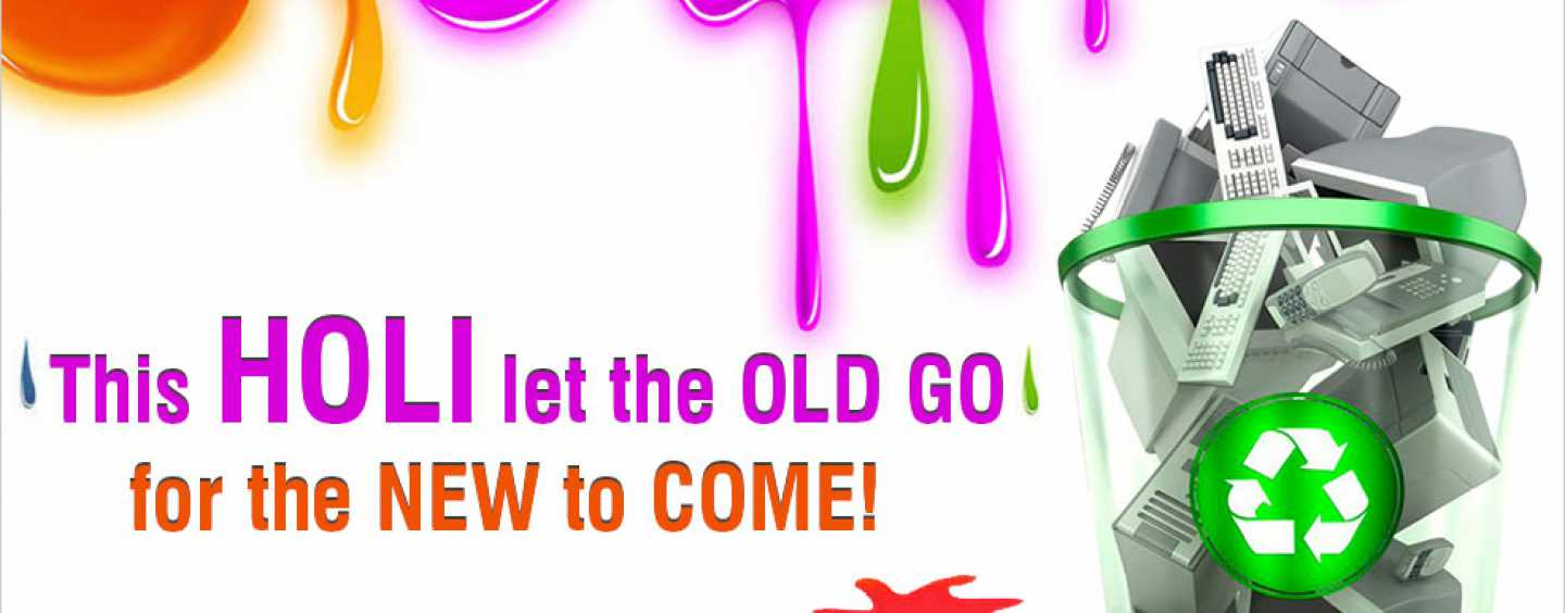This HOLI along with SINS get rid of OLD GADGETS as well