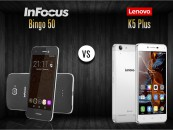 Flip the kart for 'LENOVO K5 plus' or Snap a deal for the 'INFOCUS BINGO 50'!