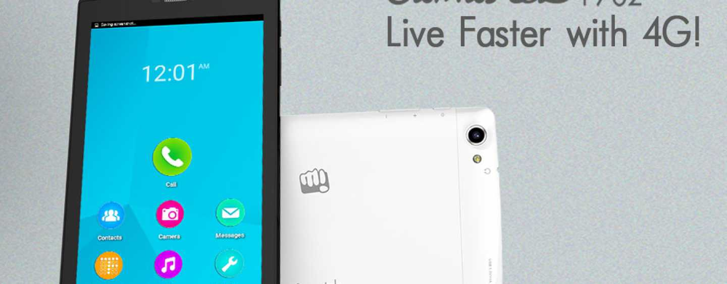 Micromax Canvas Tab P702 promises to be big on entertainment