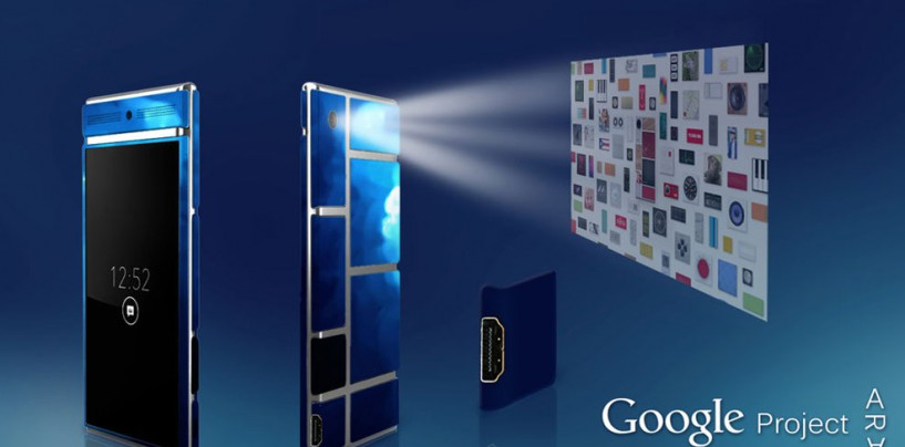 Google thinks far away from the box with its Project ARA!