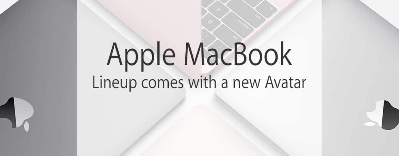 Apple Macbook Range Gets A New Avatar