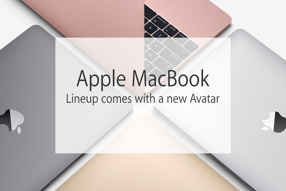 Apple Macbook Range Gets A New Avatar