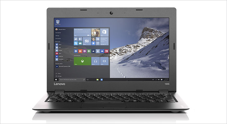 Laptop ideapad 100s