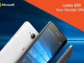 Your business companion is here – Microsoft Lumia 650 Dual SIM