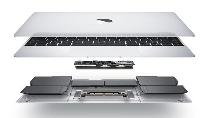 macbook processor