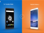Yu Yureka Note or the Xiaomi Redmi Note 3? Which one's meant for you?