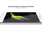 Coolpad Note 3 Plus launch – Your wait will end soon