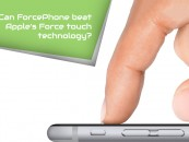 Can Batman-Inspired ForcePhone Beat Apple's Force Touch Technology?