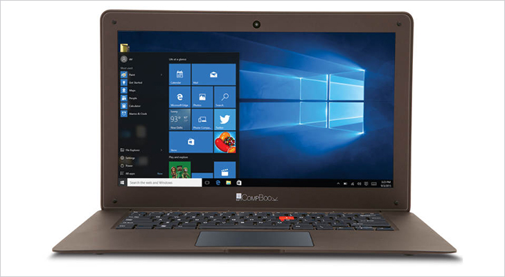 Iball compbook features