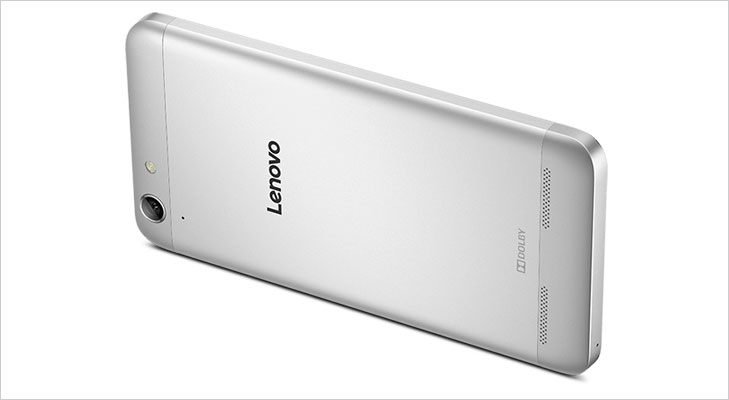 Lenovo vibe k5 plus design
