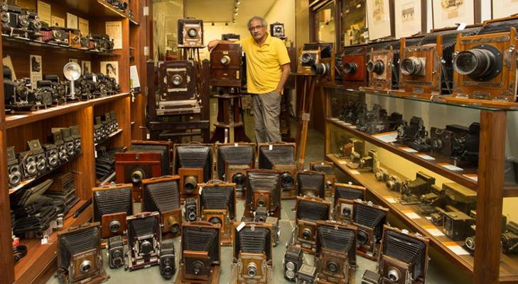 Aditya Arya camera collection