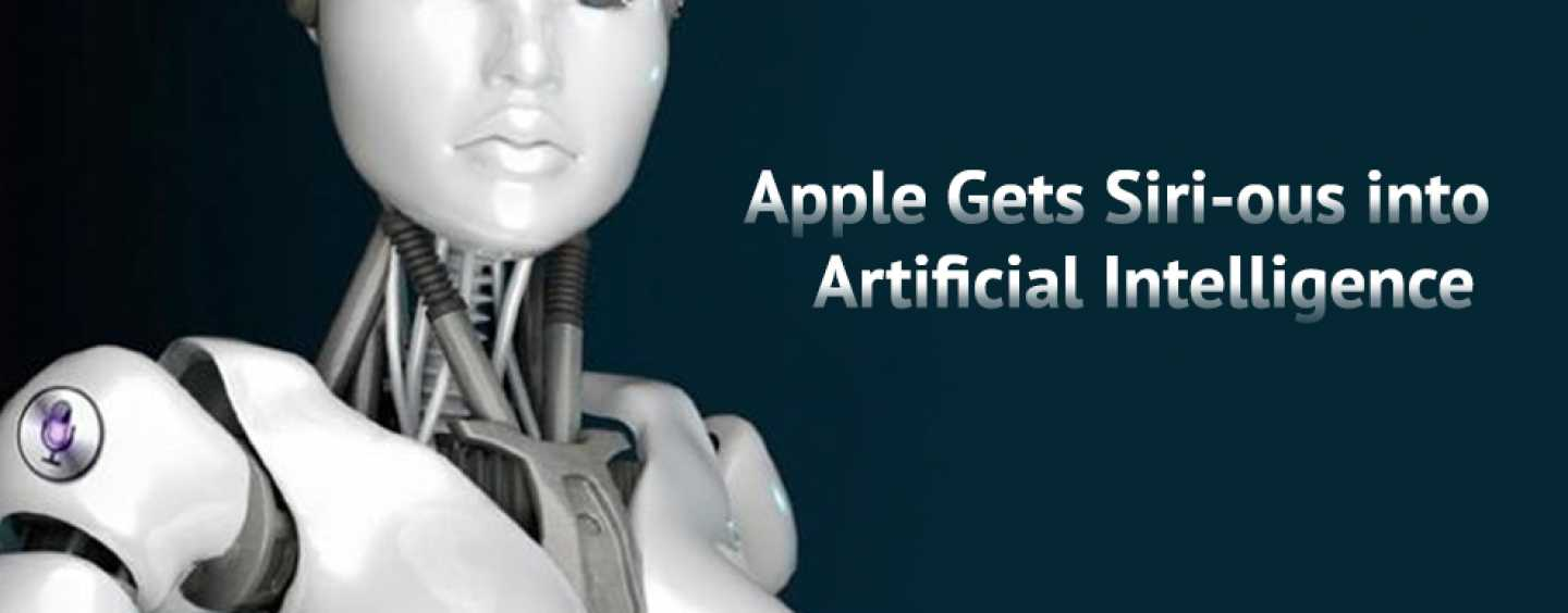 Apple Plans to Make a Big Move with its Latest Announcement on Artificial Intelligence