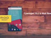 WHEN '13' ISN'T BAD: MEET CYANOGEN 13.1 WITH MOD SUPPORT
