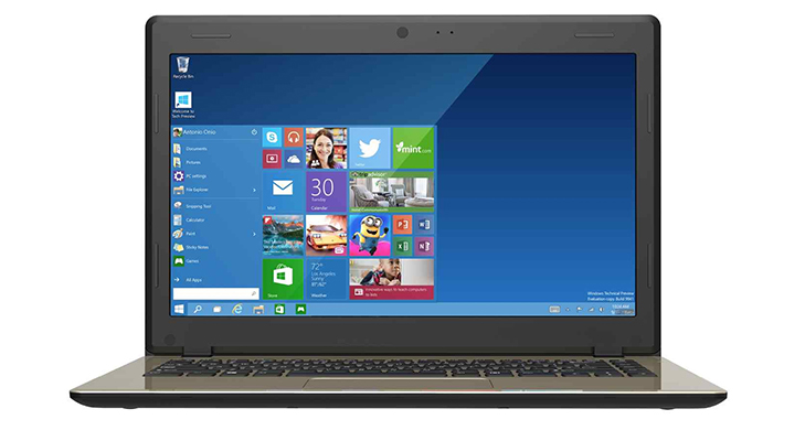 infocus laptop