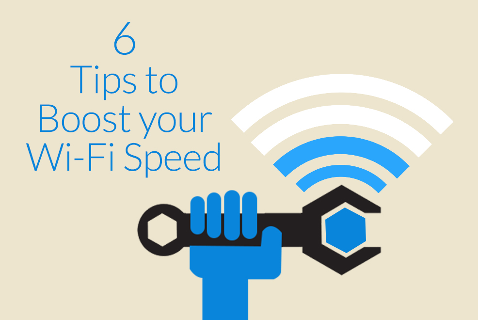 tips for faster wifi