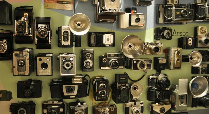 Vintage camera museum gurugram
