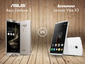 Lenovo Vibe X3 finds a tough competitor – ASUS Zenfone 3