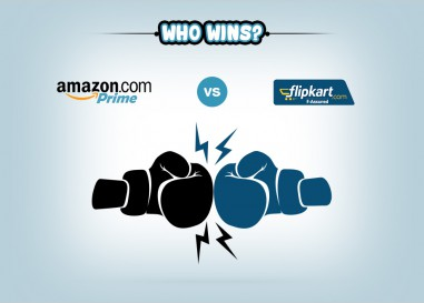 AMAZON PRIME V/S FLIPKART F-ASSURED: THE BATTLE OF SUPERIOR SERVICES