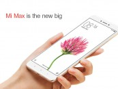 XIAOMI'S MI MAX MAKES IT 'BIG' IN THE PHABLET MARKET