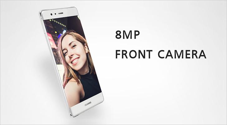 Huawei p9 8MP front camera selfie