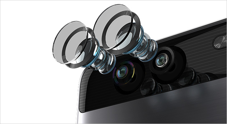 Huawei P9 camera dual lens