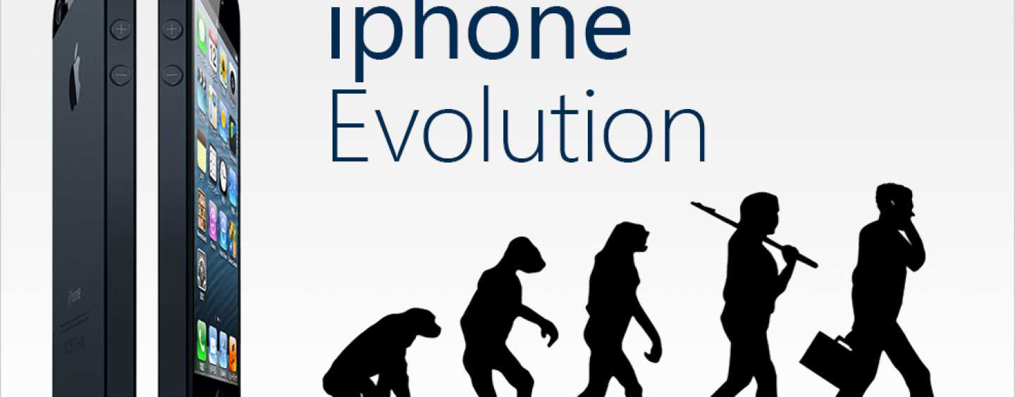 THE IPHONE EVOLUTION: STORY OF APPLE'S BEST SEED