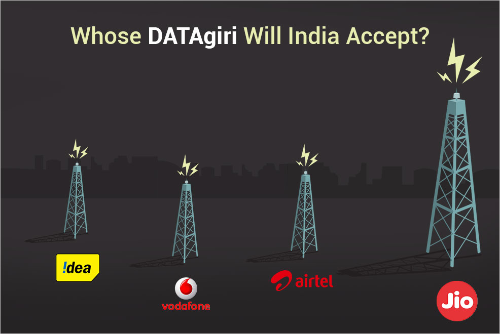 """THE RELIANCE JIO EFFECT: OTHERS SLASH TARIFFS TO CONTINUE TO """"JIO"""" TOO"""