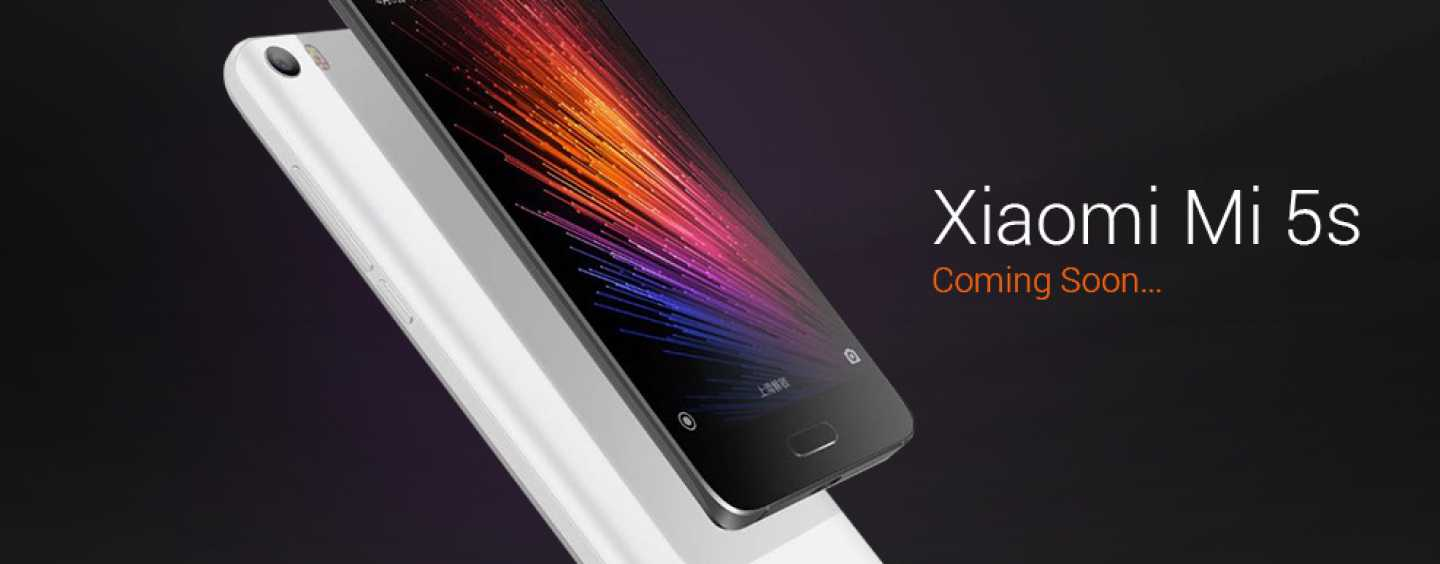 Xiaomi Mi 5S features leaked – Get Ready for Something Fabulous