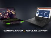Here's How A Gaming Laptop Differs From A Regular Laptop