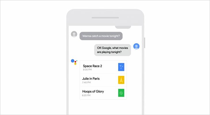 google assistant google pixel